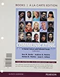 img - for Communicating: A Social, Career, and Cultural Focus, Books a la Carte Edition (12th Edition) book / textbook / text book