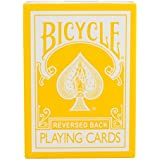 Magic Makers The Yellow Deck Bicycle Playing Cards