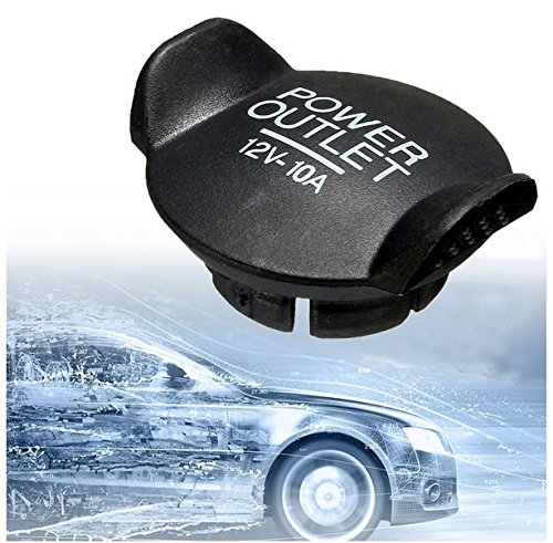 MD Group Car Socket Lighter Cover Cigarette Outlet 12V For Ford Focus Fiesta Mondeo - Outlets Md