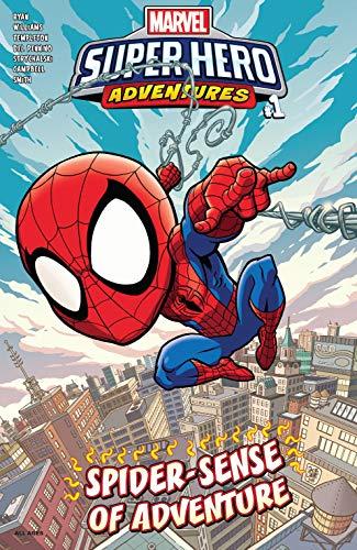 Marvel Super Hero Adventures: Spider-Man – Spider-Sense Of Adventure (2019) #1 (Marvel Super Hero Adventures (2018-))