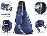 WATERFLY Sling Chest Backpacks Bags Crossbody