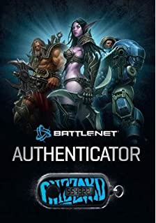 Blizzard Battlenet Authenticator Amazonde Games