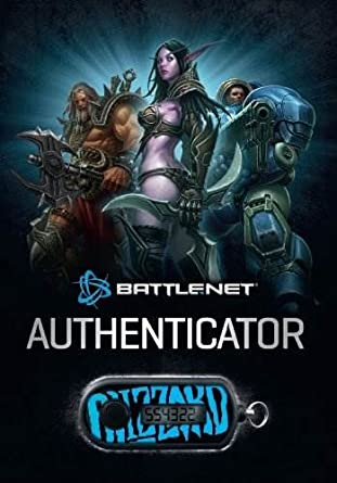 Battle.Net Authenticator (PC CD) [Importación inglesa ...