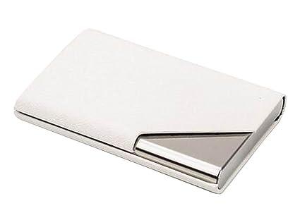 Caja moderna de la tarjeta de visita del caso de la tarjeta ...