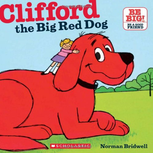 Clifford Big Red Dog 8x8 product image