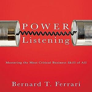 Power Listening Audiobook