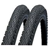 Impac Crosspac 26'' x 2.0 Mountain Bike Tires (Pair)