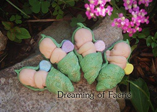 Miniature Fairy Garden Kit, Fairy Garden Set, Fairy Garden Babies, Fairy  Garden Fairies