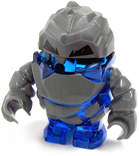 Rock Monster Glaciator (Trans-Blue) - LEGO Power Miners Minifigure