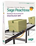 Sage Peachtree Premium Accounting For Distribution 201 фото