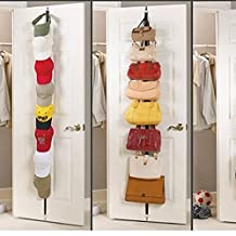 Hat Racks for Baseball Caps Holder Handbag Rack Organizer 0ver the Door