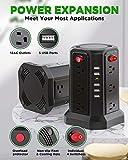 Surge Protector Power Strip 16.4FT/5M 5 USB Ports