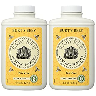 Burts Bby Bee Dusting Pow Size 4.5z (pack of 2)
