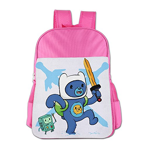 Satain Funny Adventure BMO And Jake The Dog Teenager School Bagpack Bag For 4-15 Years Old (Adventure Time Jake Teen Costumes)