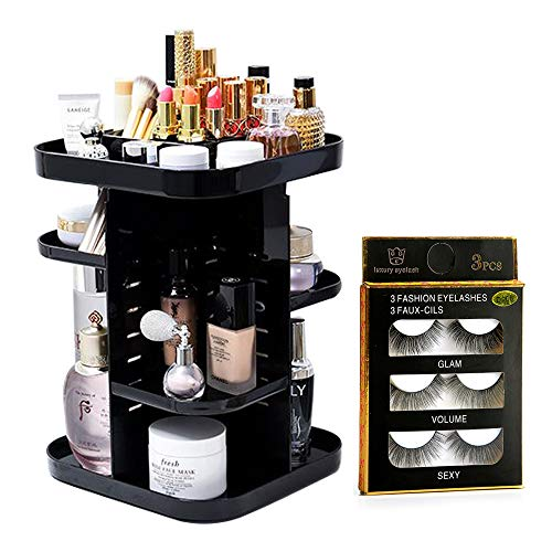 Square Tower Display Case - 1