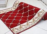 "KEYAMA 1 piece High-grade (18""Wx47""L) Red Grid"