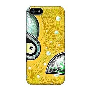 Cute Appearance Cover/tpu Bender Futurama Case For Iphone 5/5s