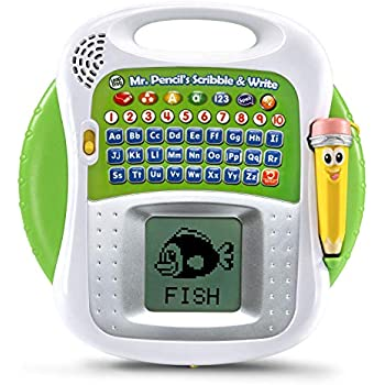 LeapFrog Mr. Pencils Scribble and Write, Green
