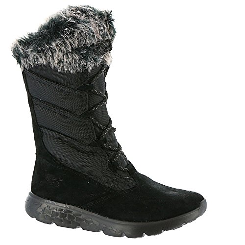 Skechers On The Go 400 Big Chill Womens Winter Boots Black 8.5 by Skechers