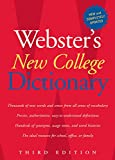 Webster's New College Dictionary, Third Edition