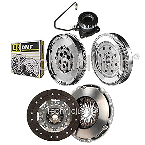 NATIONWIDE 2 PARTS CLUTCH KIT AND LUK DMF WITH CSC 7426816662509: Amazon.es: Coche y moto