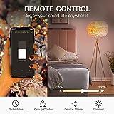 Smart Dimmer Plug Treatlife Outdoor Smart Plug