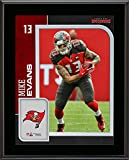 Mike Evans Tampa Bay Buccaneers 10.5'' x 13'' Sublimated Player Plaque - Fanatics Authentic Certified