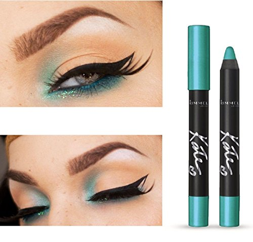 Rimmel ScandalEyes Shadow Stick By Kate, Pure Turquoise,