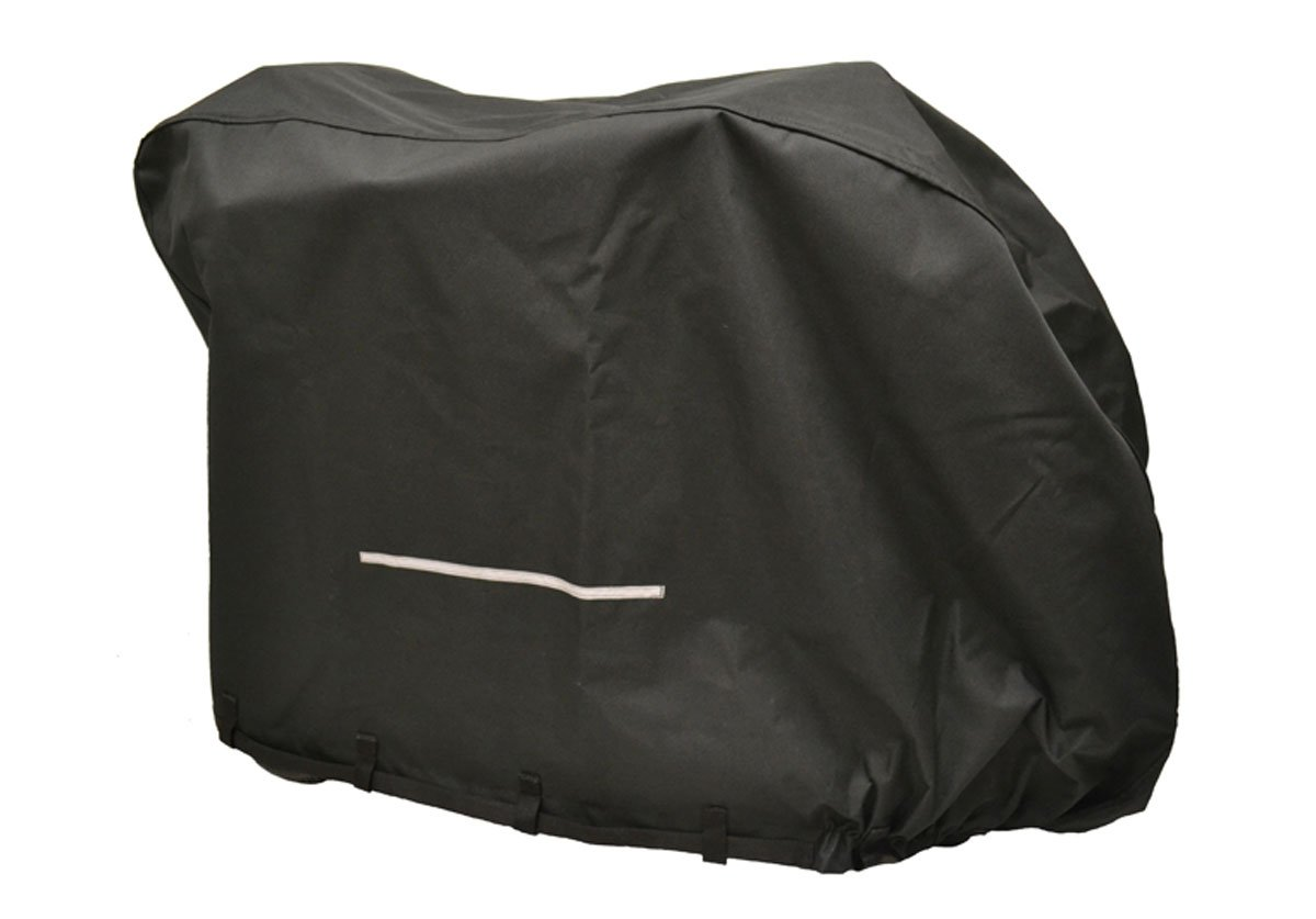 Scooter Cover, Heavy Duty, Back Slit - Large Cover, 1 each