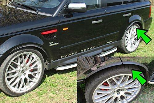 Car-Tuning24 56142850 W205 W213 2*St Radlaufleisten Verbreiterung Kotfl/ügelverbreiterung 35cm