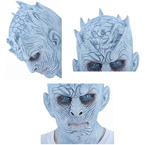 Morrenz - Scary Movie Cosplay Halloween Costume Props Toys Party Latex mask