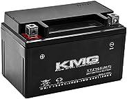 KMG YTZ10S Sealed Maintenance Free Battery High Performance 12V SMF OEM Replacement Powersport Motorcycle ATV