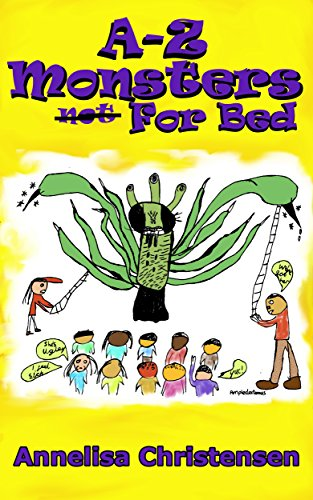 image: A-Z Monsters (not) For Bed