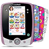 LeapFrog LeapPad2 Kids' Learning Tablet (Custom Edition), Pink