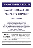 img - for Rigos Primer Series Law School and UBE Property Primer: 2017 Edition book / textbook / text book