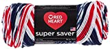 RED HEART Super Saver Yarn, Minty