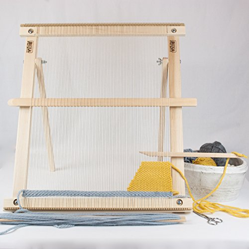 "Beka 20"" WEAVING FRAME LOOM WITH STAND - THE DELUXE!"