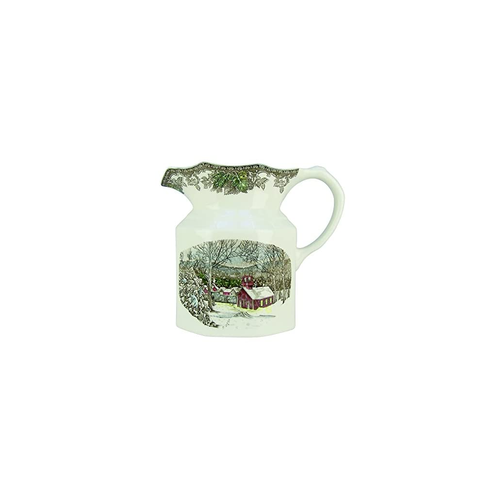 Johnson Brothers Friendly Village 8″ Large Pitcher