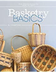 Basketry Basics: Create 18 Beautiful Baskets as You Learn the Craft