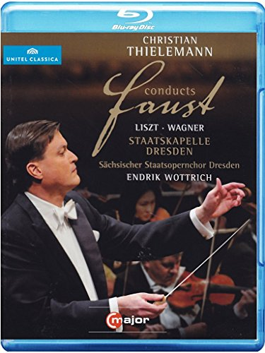 Thielemann Conducts Faust [Blu-ray]
