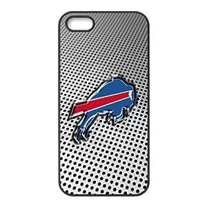 jianshop Fashion Funny NFL Buffalo Bills Case For iphone 5/5s Case, Perfect Fit For iphone 5/5s Case Cover