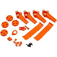 Kleen Enterprises ImmersionRC Vortex 250 PRO Pimp Kit Orange