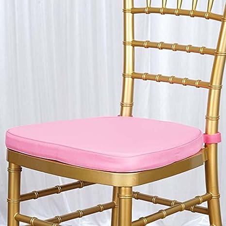 Amazon.com: efavormart Chiavari – Cojín para silla (para ...