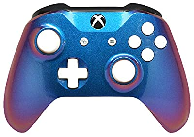 """Enigma"" Xbox One S Rapid Fire Modded Controller 40 Mods for COD IW BO3 Remastered, Destiny ALL GAMES (with 3.5 jack)"