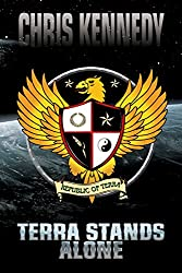 Terra Stands Alone (The Theogony Book 3) (English Edition)
