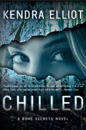 Chilled (A Bone Secrets Novel Book 2) - Kindle edition by Kendra ... 432d4c207c4