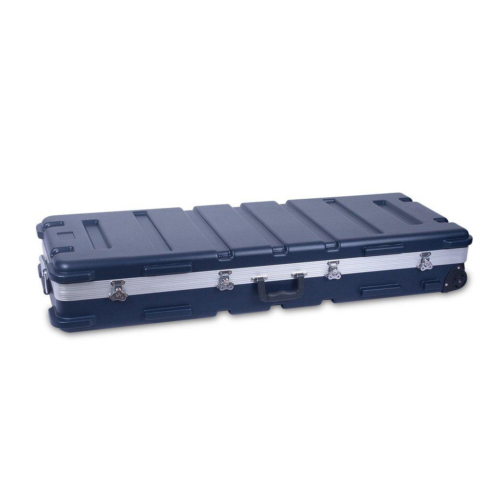 CROSSROCK CRA861KBL ABS製 61鍵キーボード用ハードケース ブルー   B016UU7ACE
