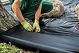 HOOPLE Premium Pro Garden Weed Barrier. Landscape