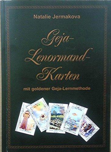 36 Geja-Lenormand-Karten: mit goldener Geja-Lernmethode