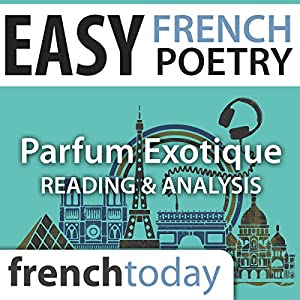 Parfum Exotique (Easy French Poetry) Audiobook